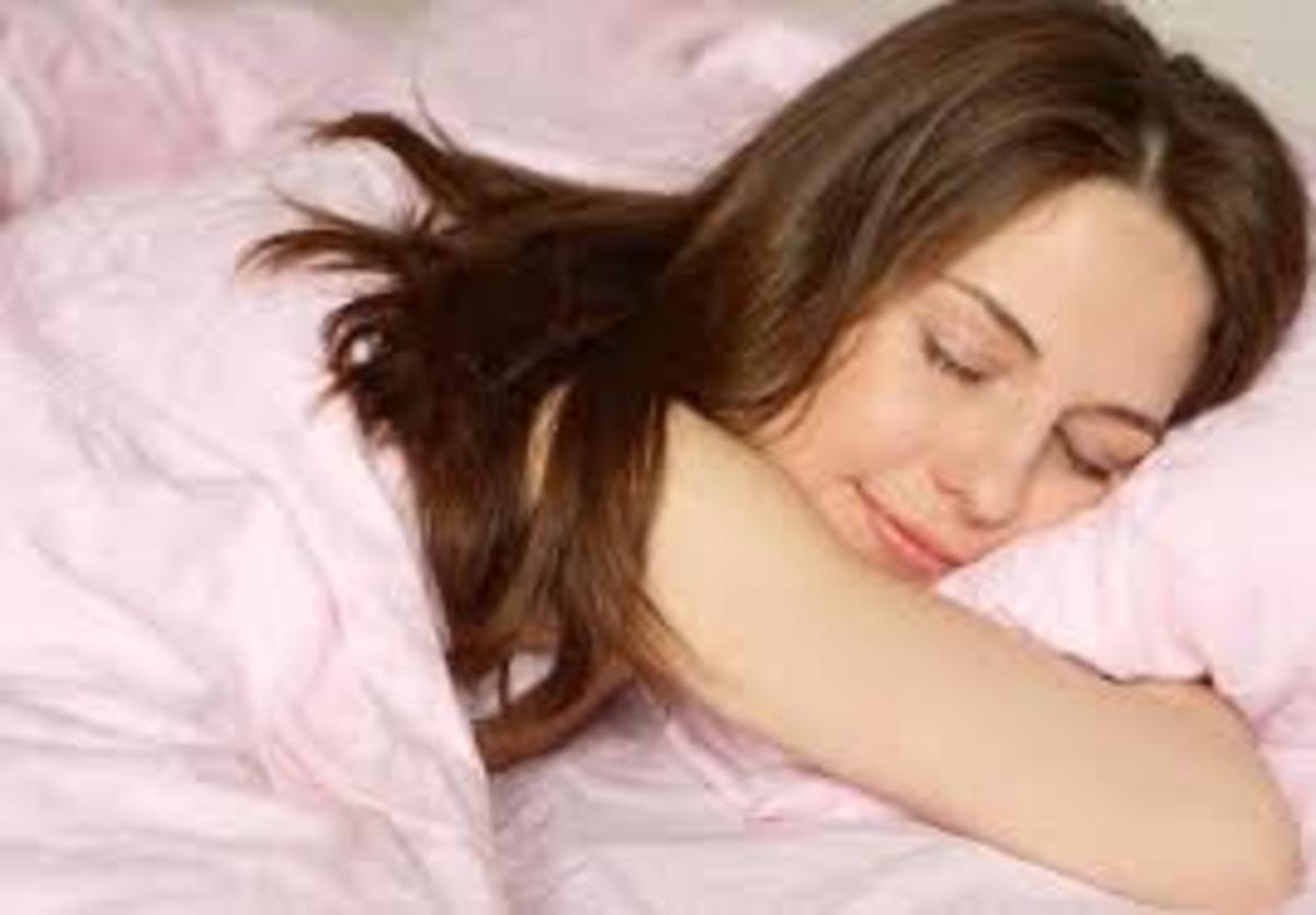 Have good night's sleep .