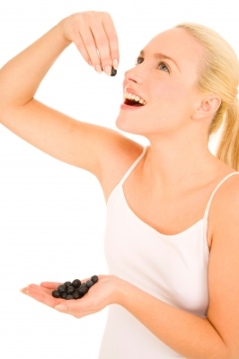 use in fresh skin care, blueberries are powerful antioxidants