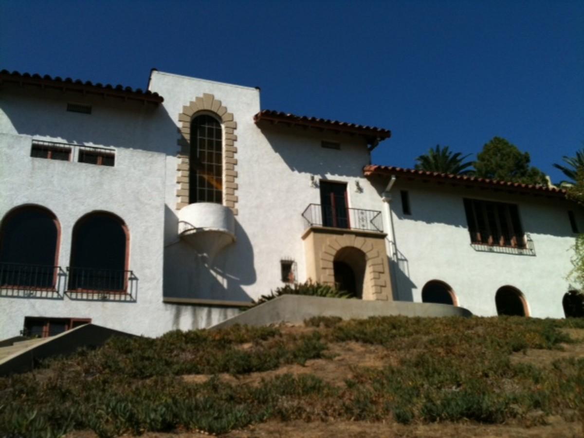 Los Feliz Mansion