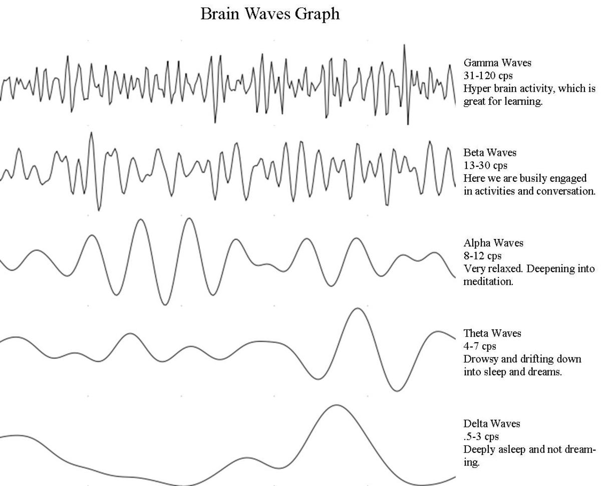 What Are Brain Waves (Theta, Delta, Alpha, Beta Brain Waves)? What Is Brainwave Entrainment?