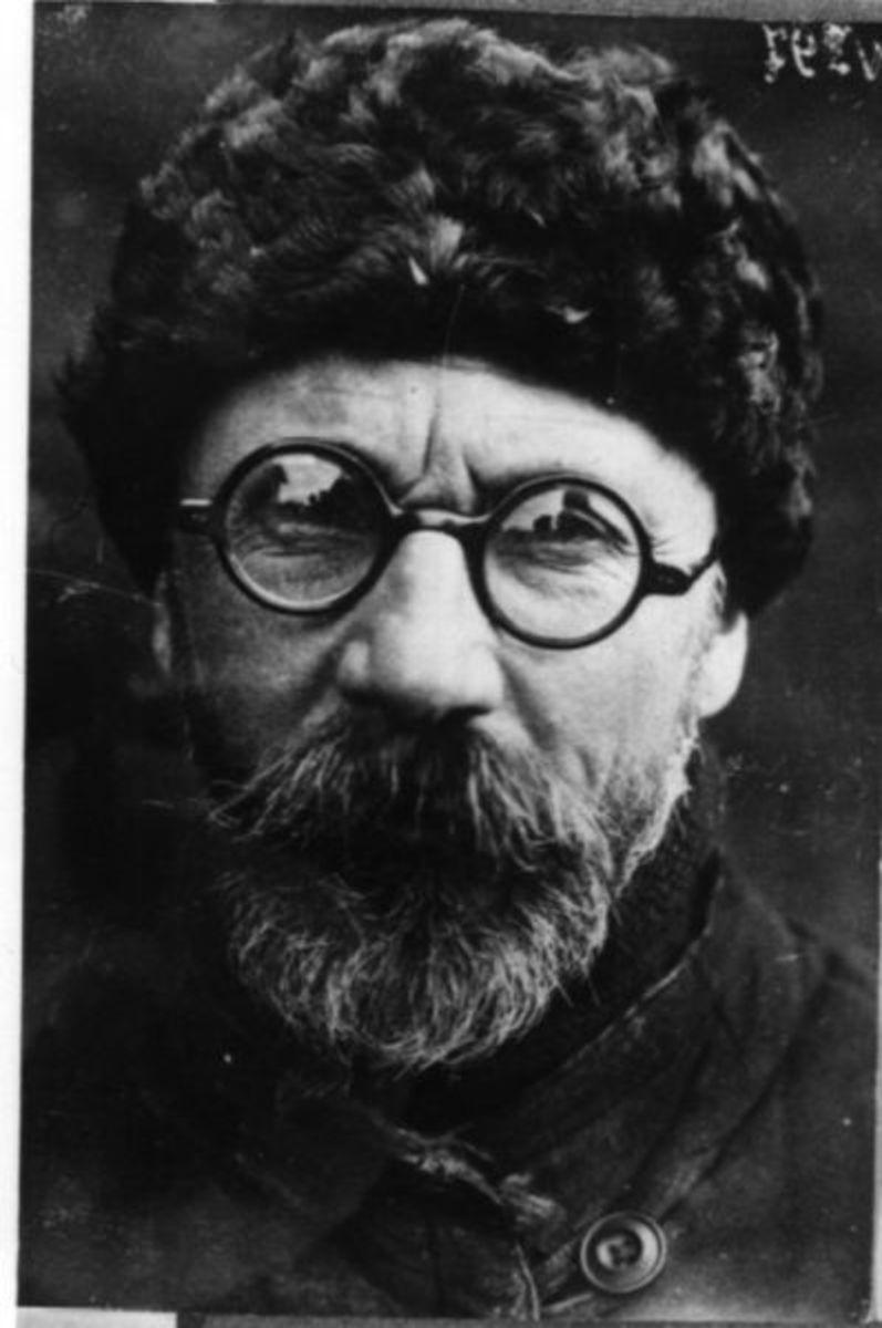 Leonid Alekseyevich Kulik, Russian mineralogist, investigator of the Tunguska event.