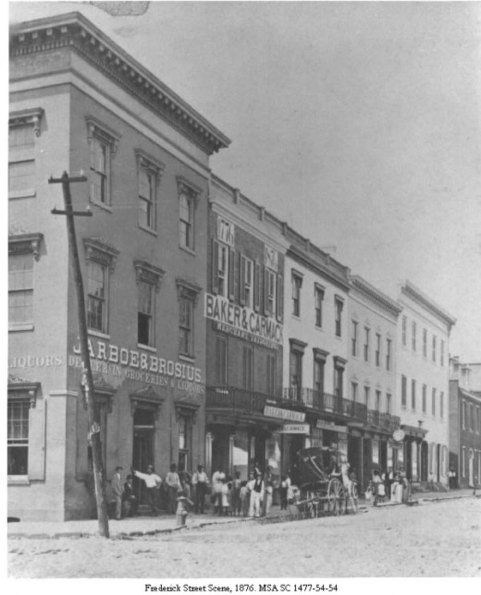 A street image in Massachusetts
