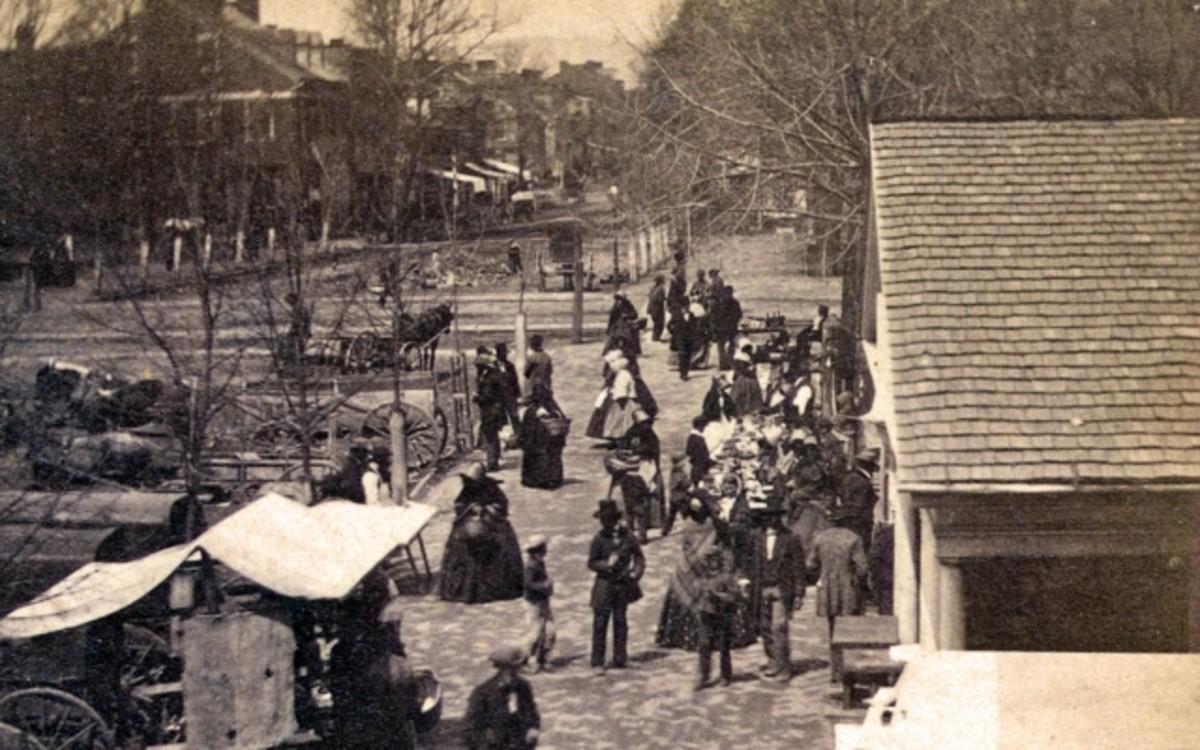 Image of citizens of Carlisle, PA