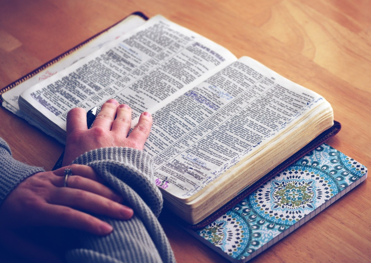 Learn the Scriptures, don't just take people's word for it.
