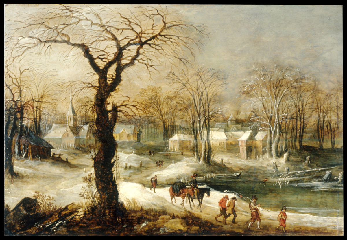 The harsh changes in climate of the Little Ice Age reduced crop yields and made them unpredictable