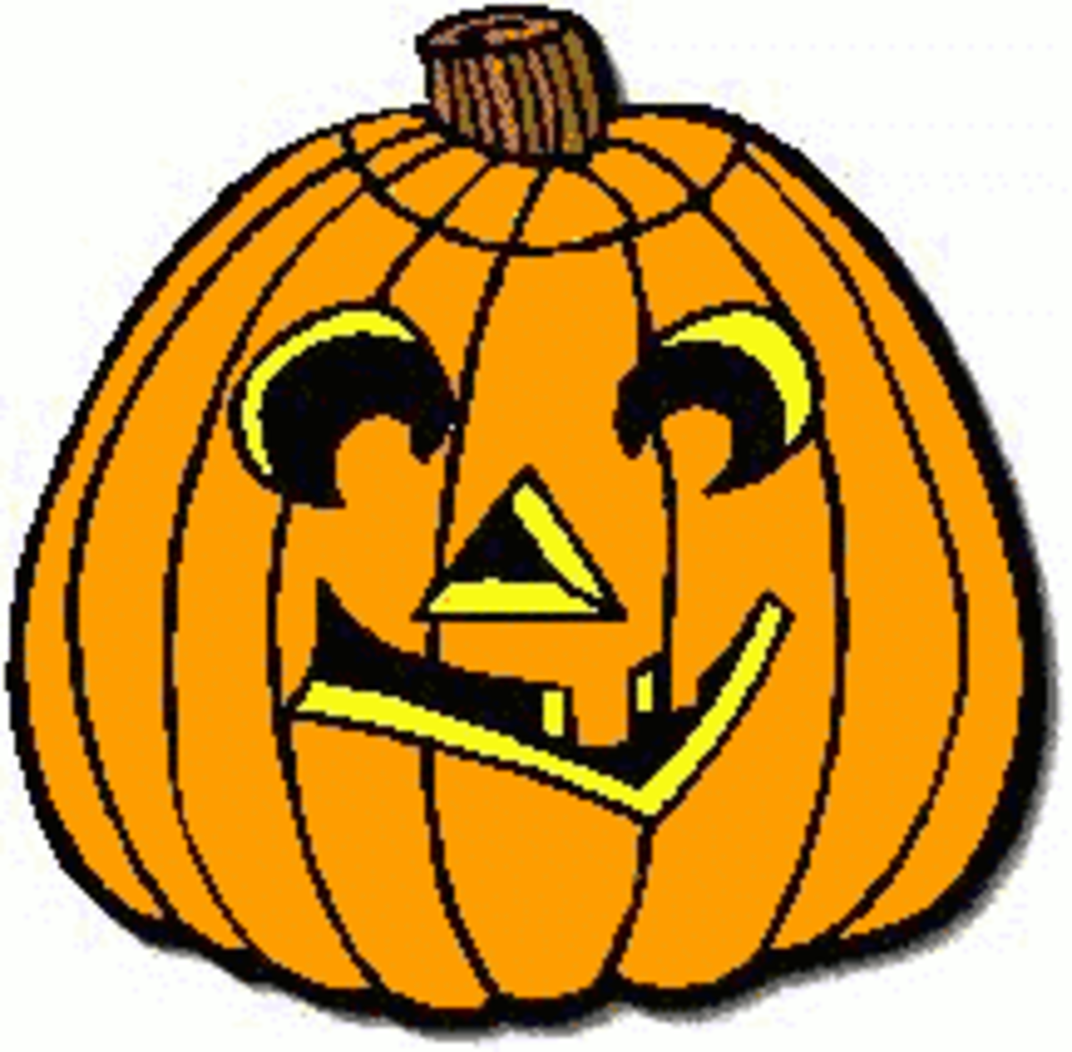 Free Pumpkin Clipart Image