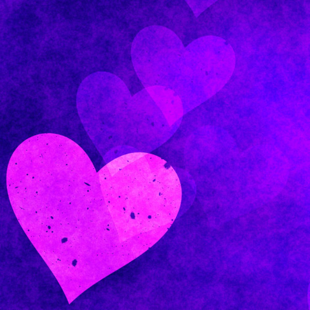 Three Hearts Picture