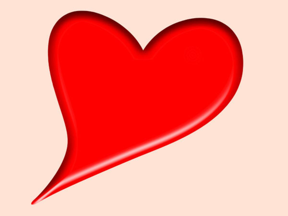 Heart Image Pattern