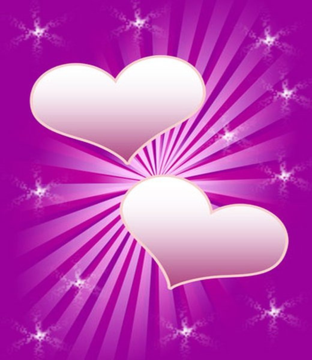 Satin Hearts Picture