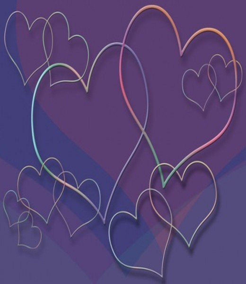 Images of Hearts
