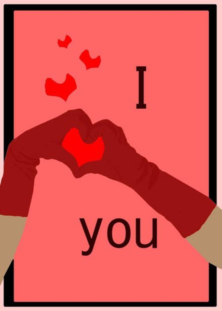 Love Heart Symbol Pic