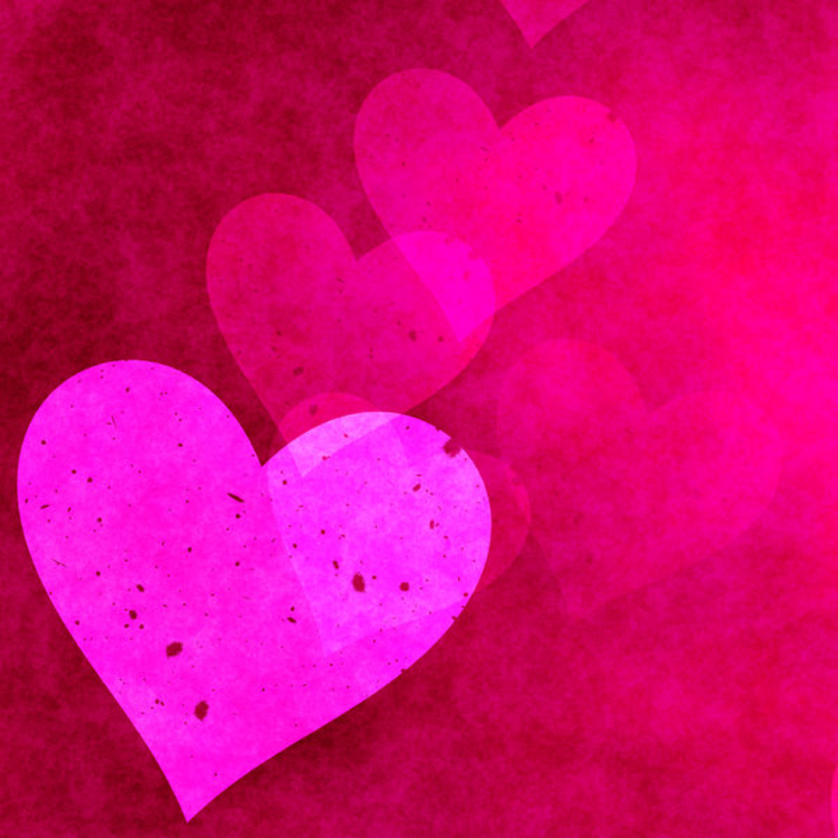Pink Heart Pictures