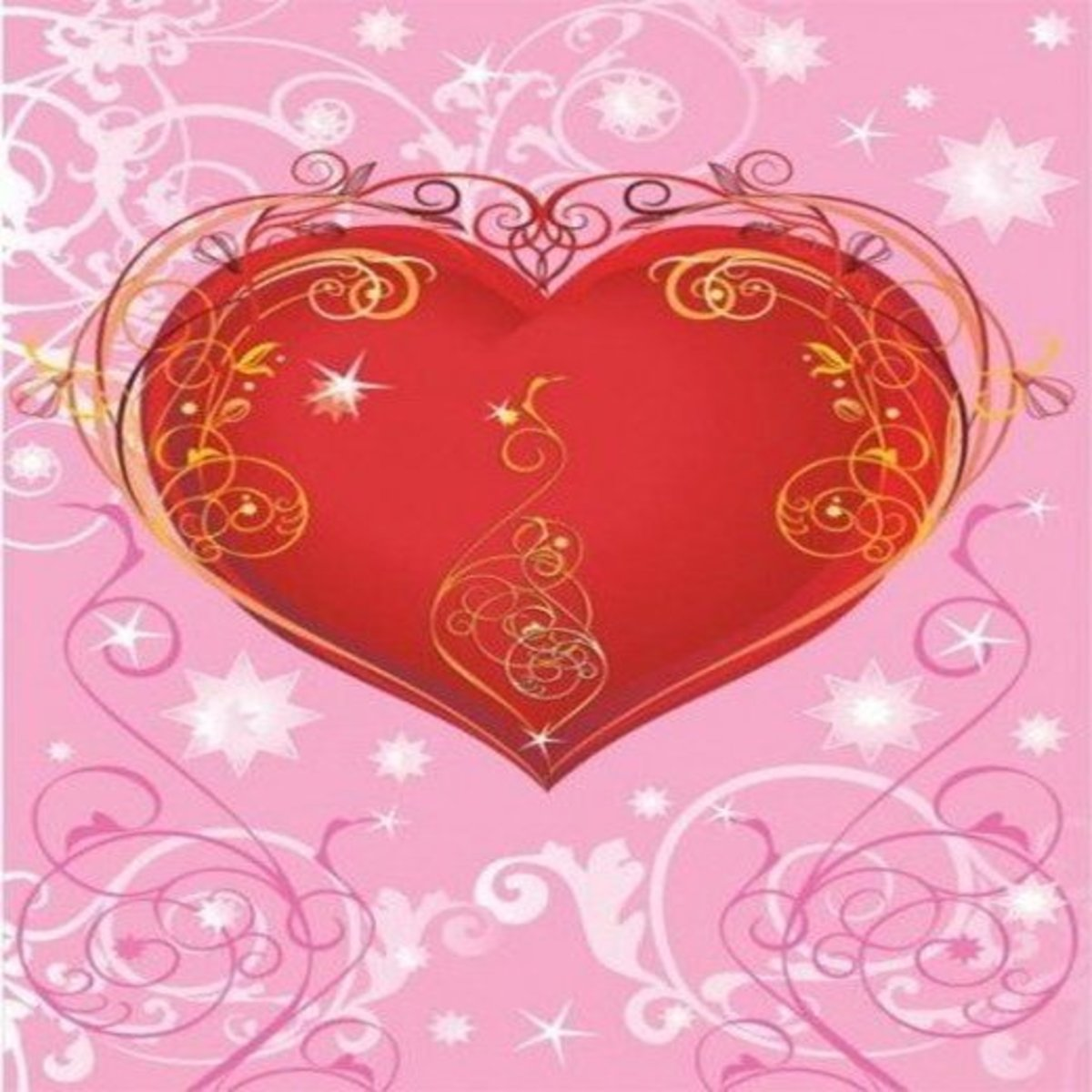 Red Heart Image