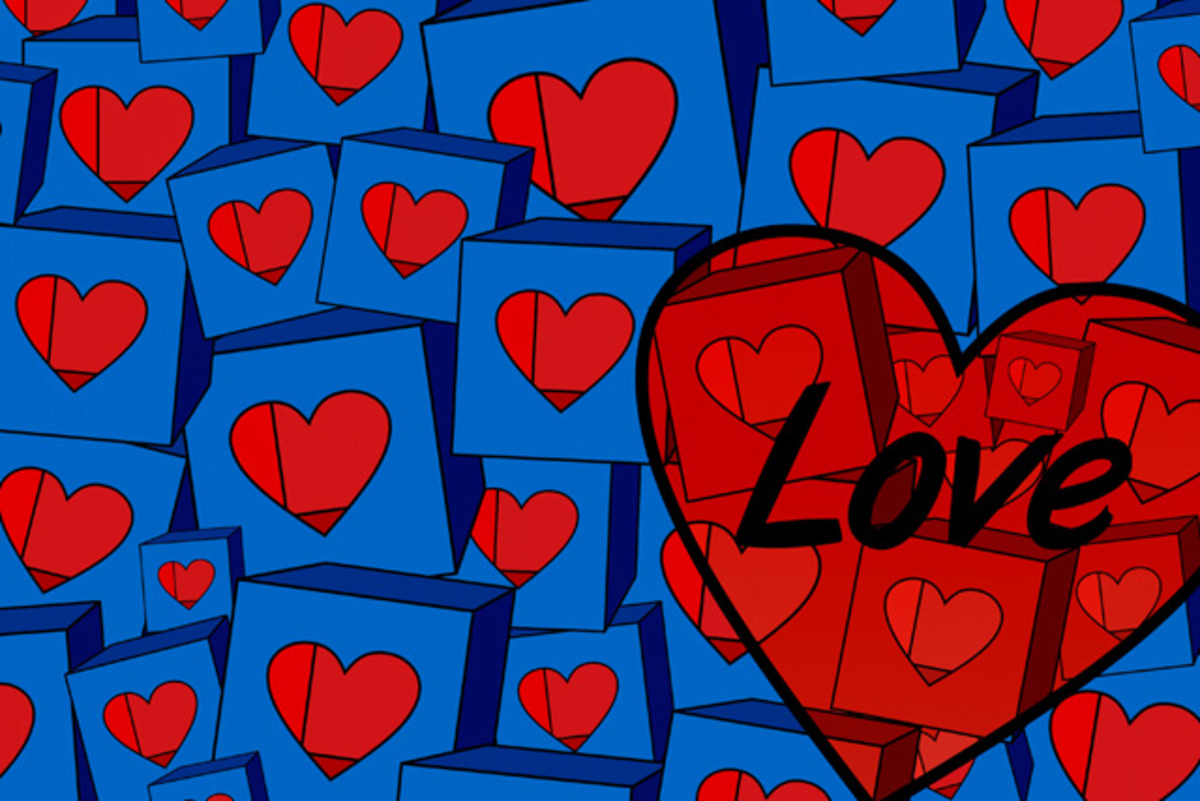 Love and Hearts Pictures