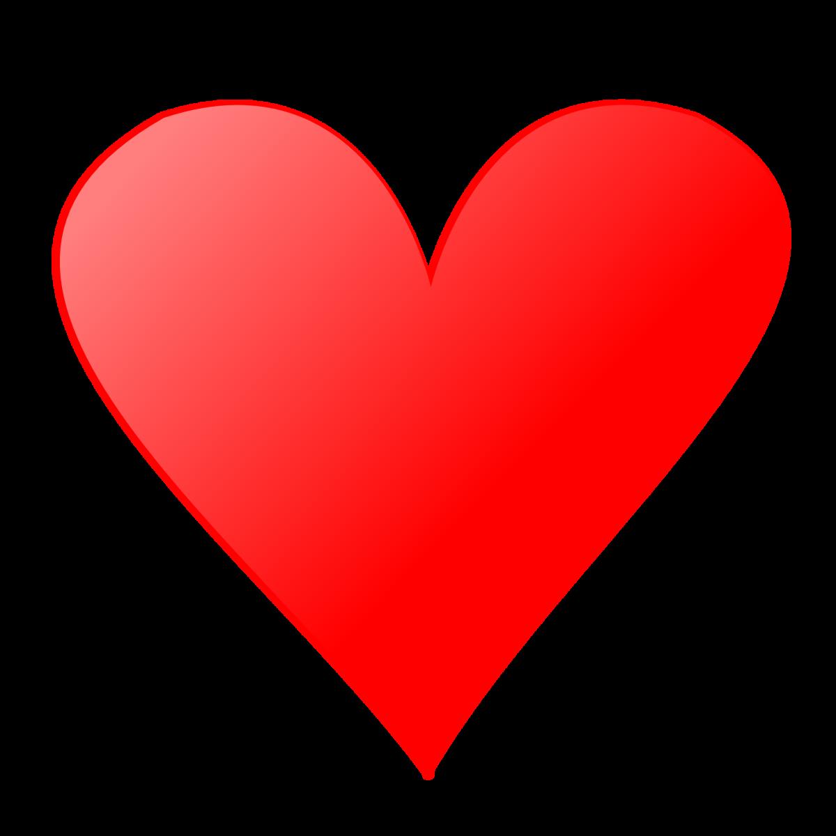 Classic Valentine Heart Pattern