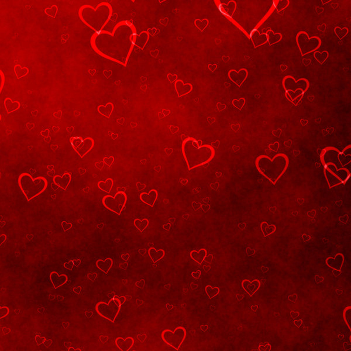 Valentines Hearts Wallpaper