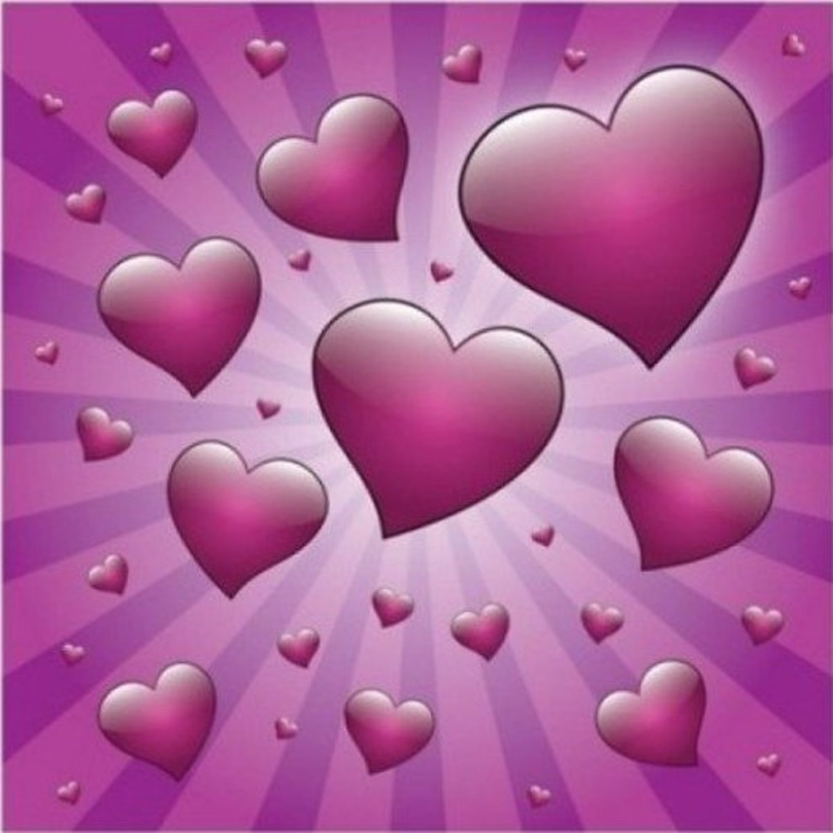 Heart Graphic Art