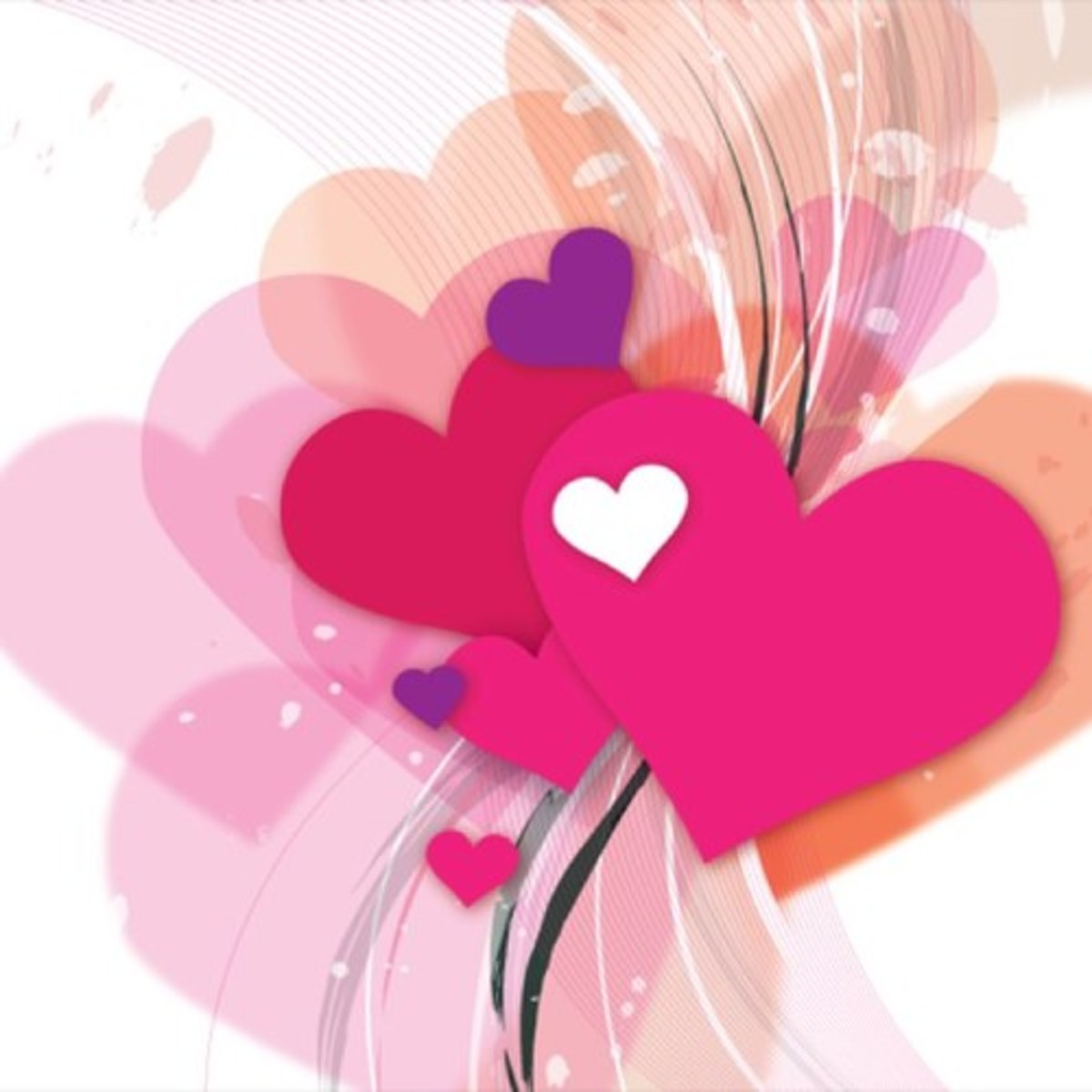 Heart Collage Picture