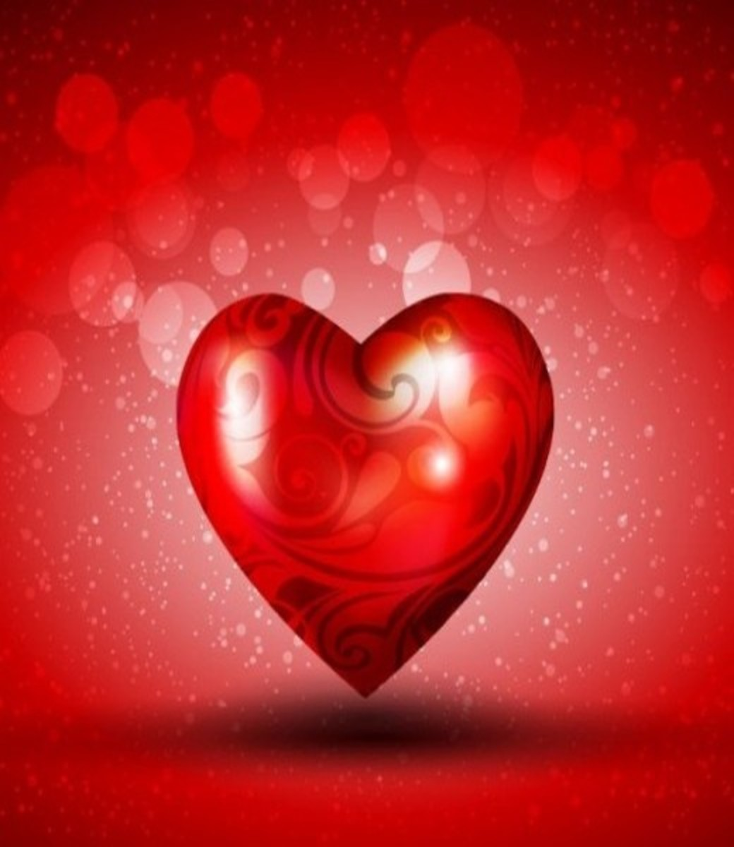 Picture of Red Heart