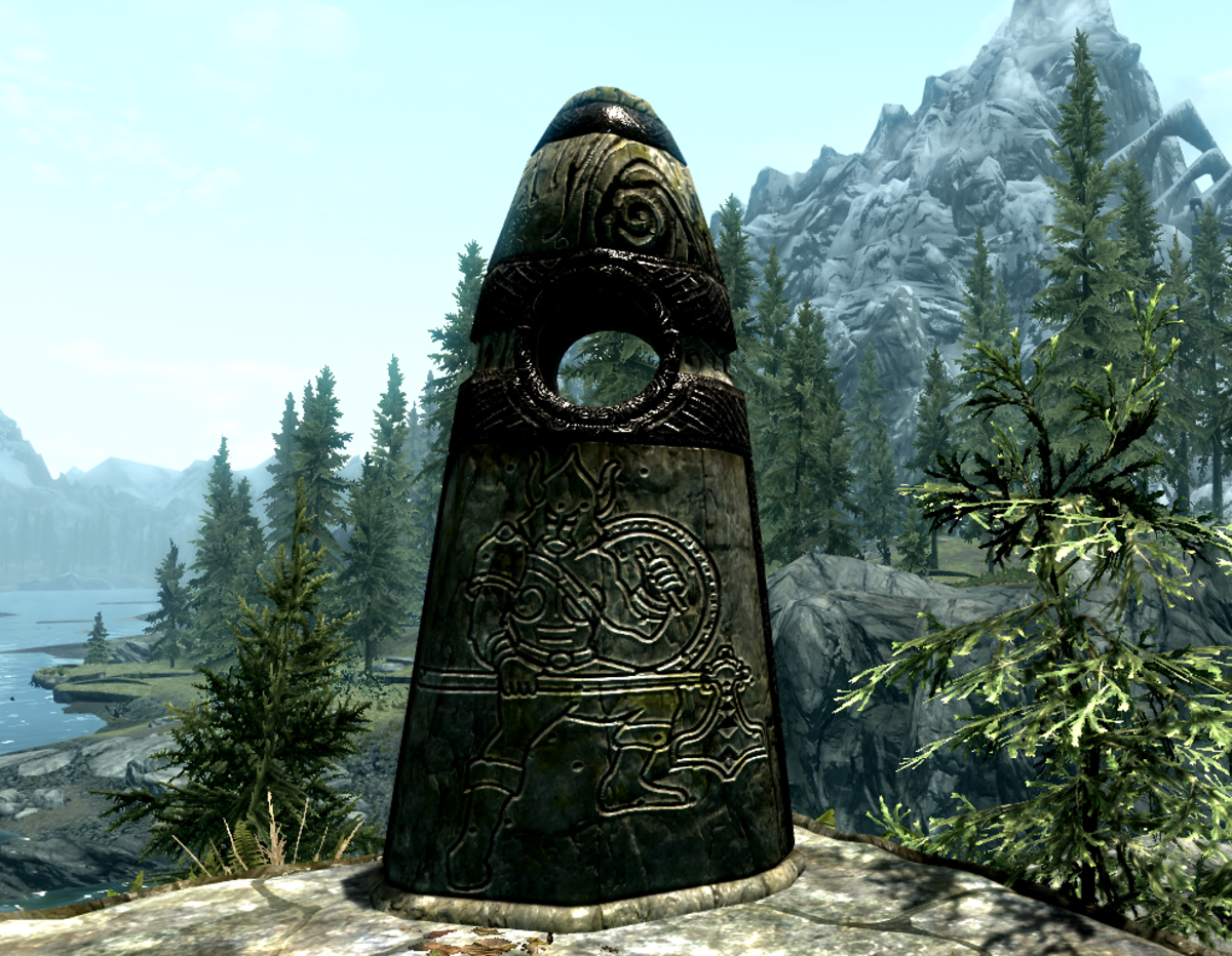 The Warrior Stone