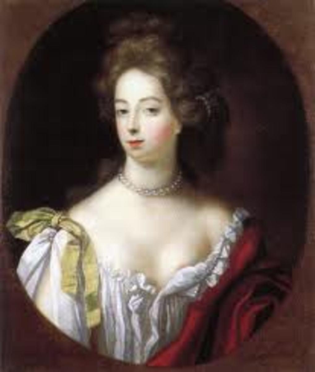 Nell Gwyn The Kings Lady Friend!