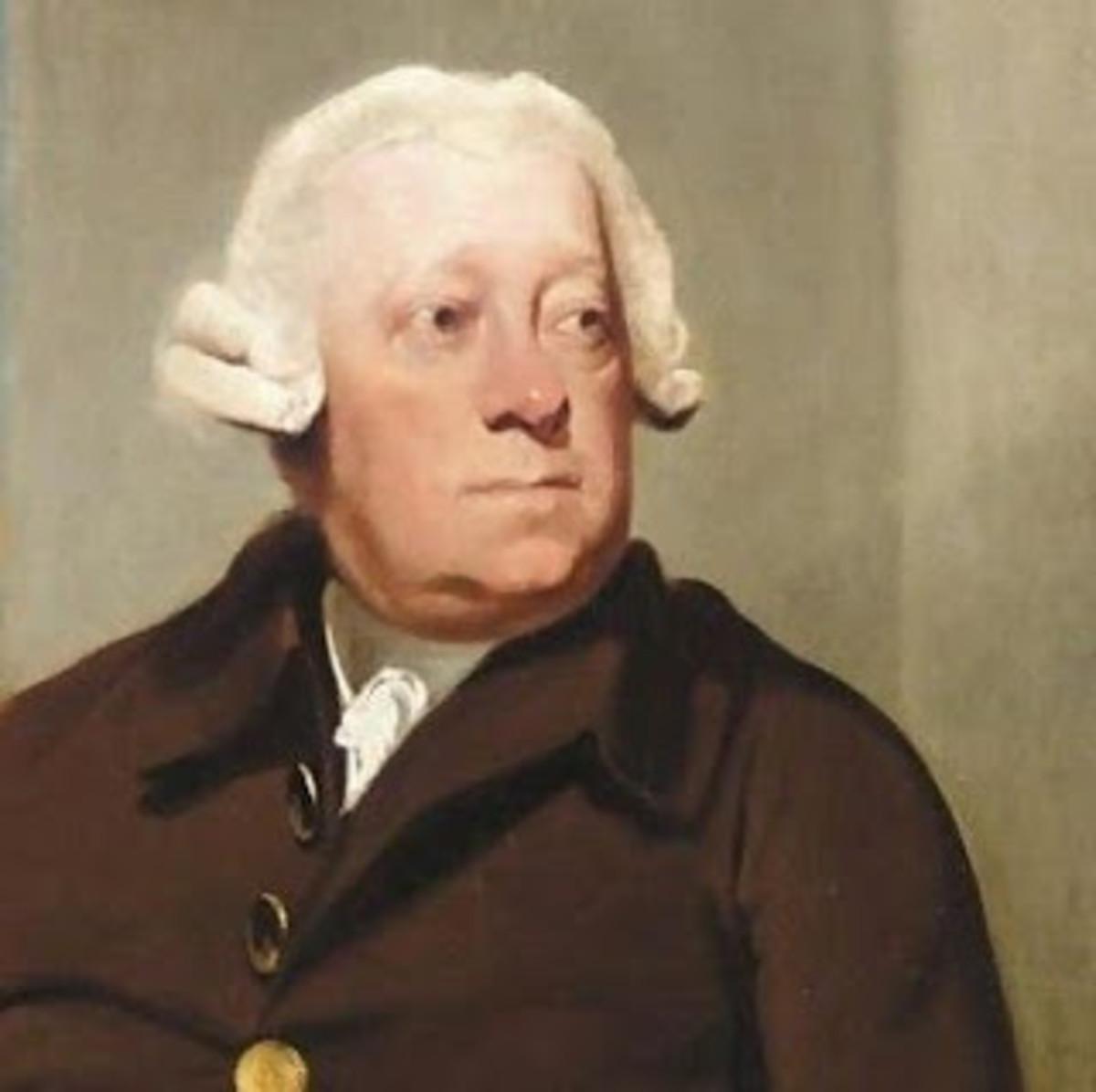 Lord George Augustus Cavendish