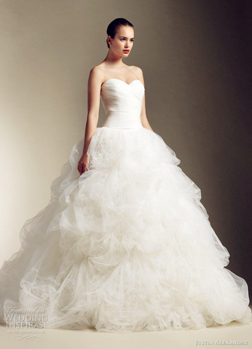 Princess Wedding Gown...so beautiful!