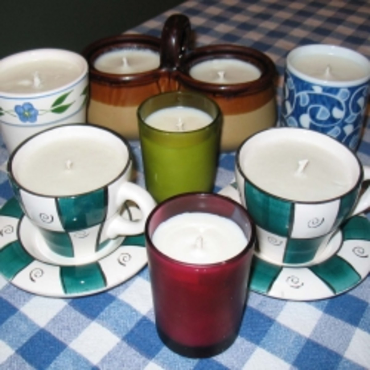 Make Your Own Candles in 9 Easy Steps