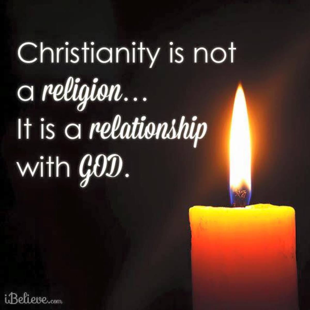 Prosperity Preachers and Organized Religion