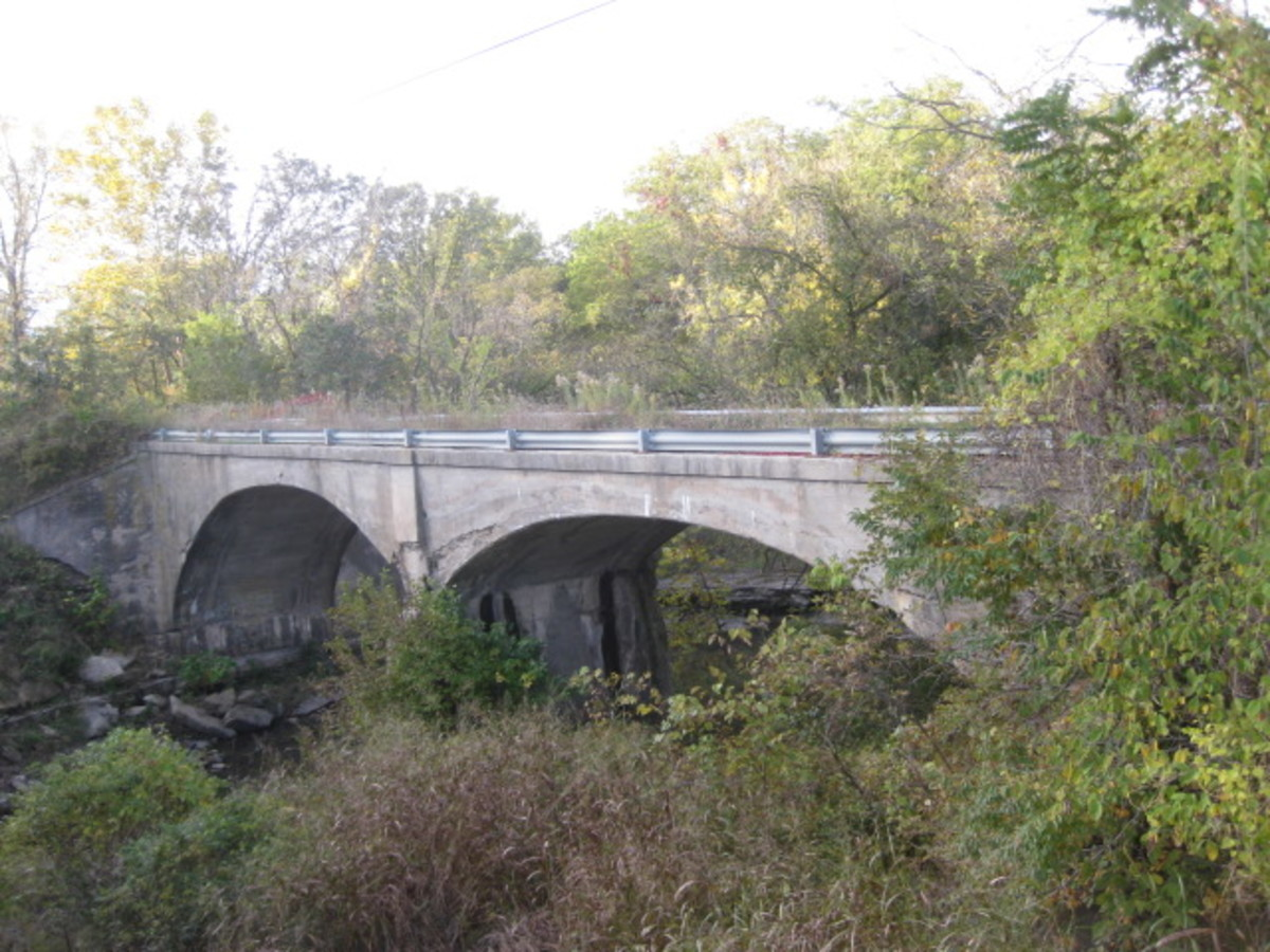 Todd Creek crossing Doulbe Luten Arch design