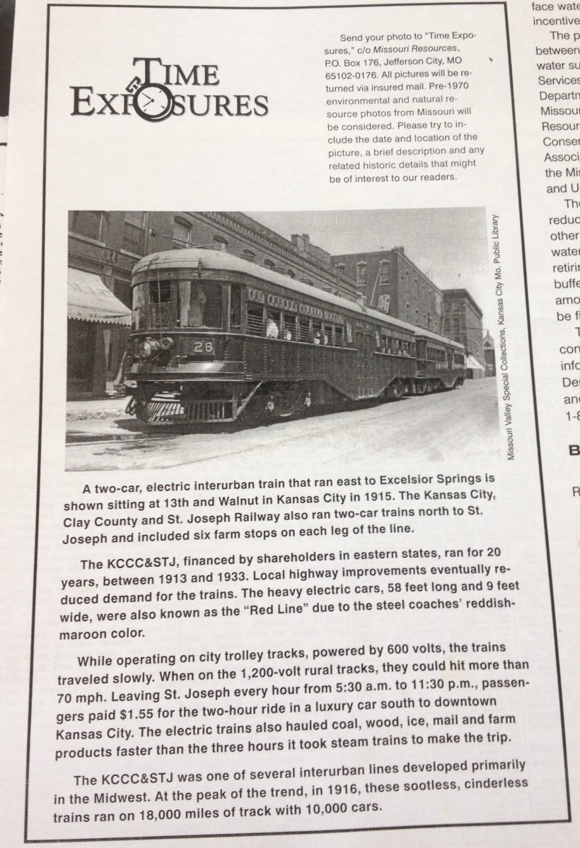 Article found in the Clay County Archives & Historical Library