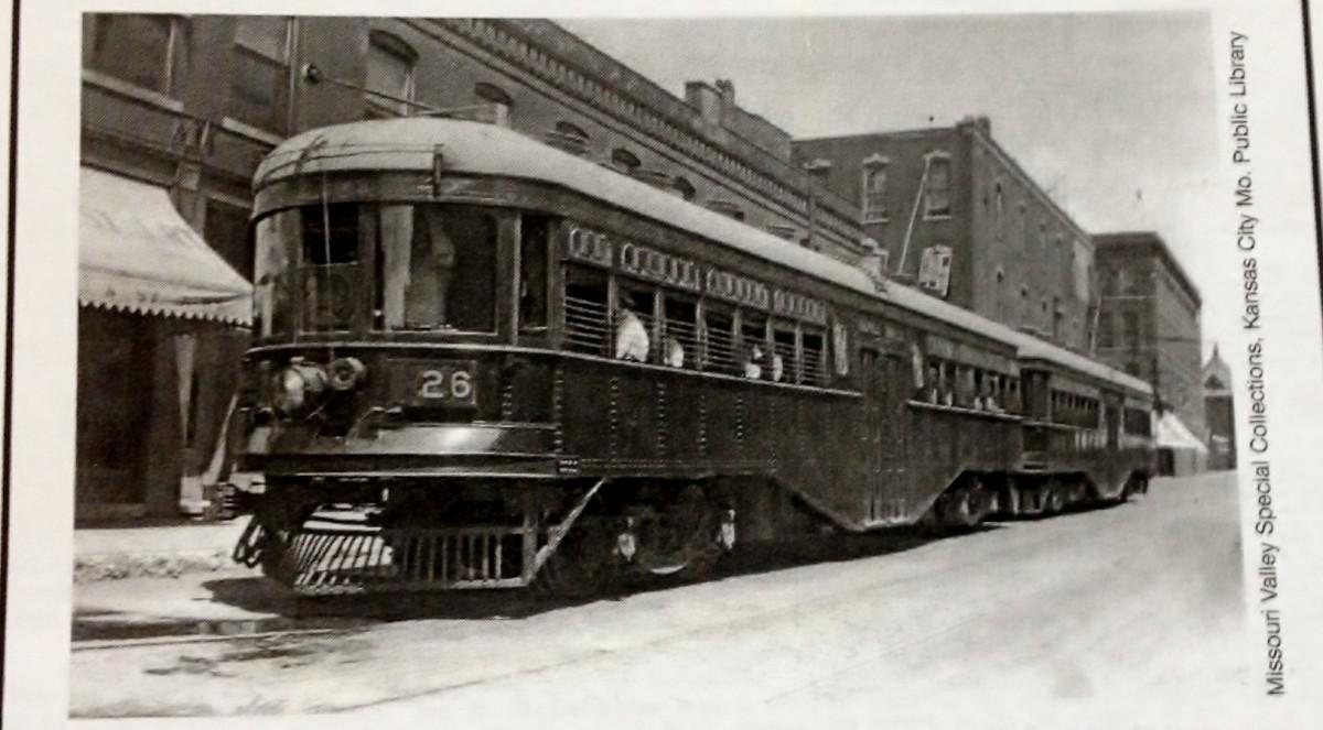Kansas City, Clay County & St. Joseph Rail Road