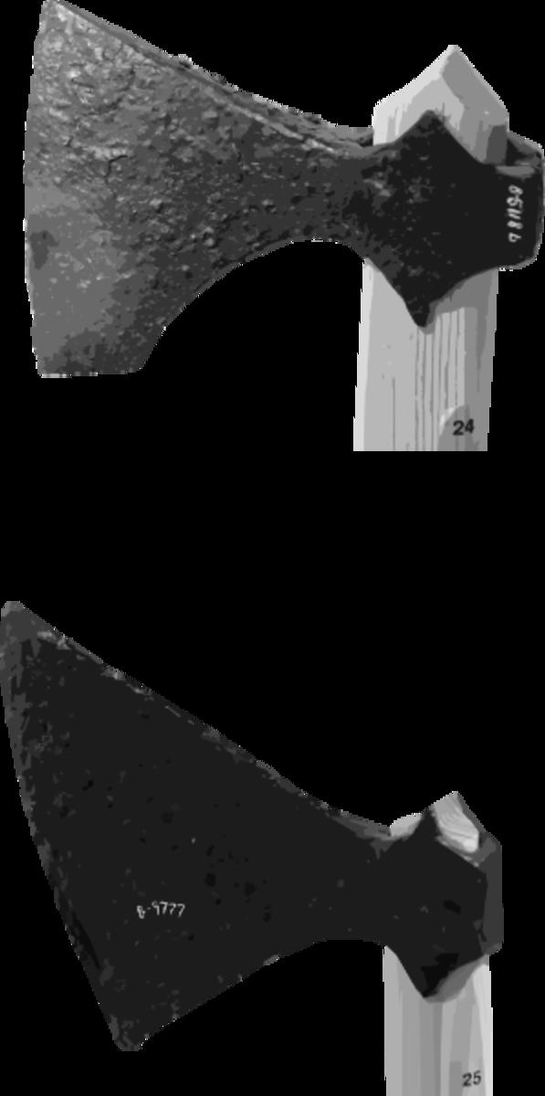 Viking Axe Heads