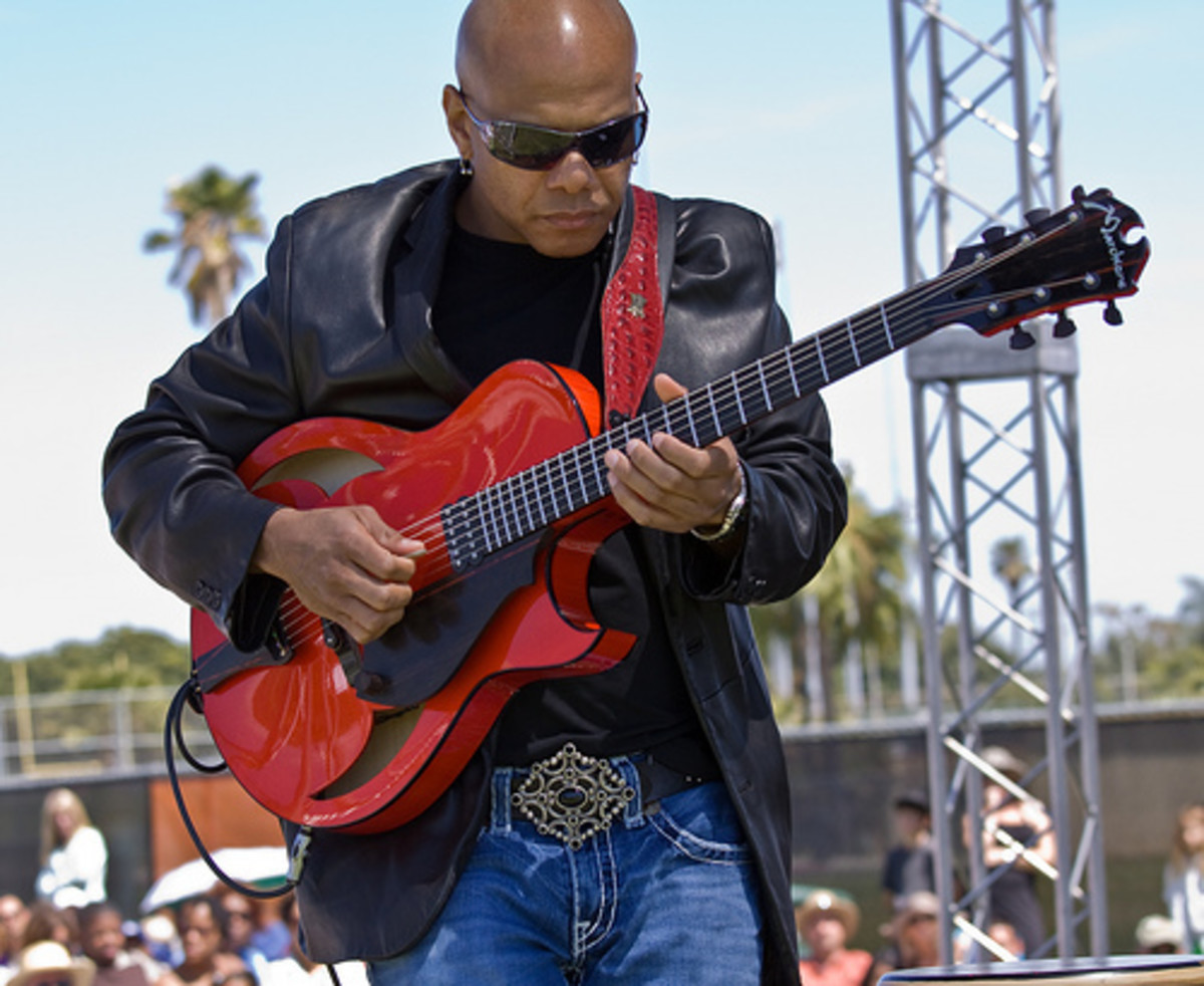 Groovy Mark Whitfield