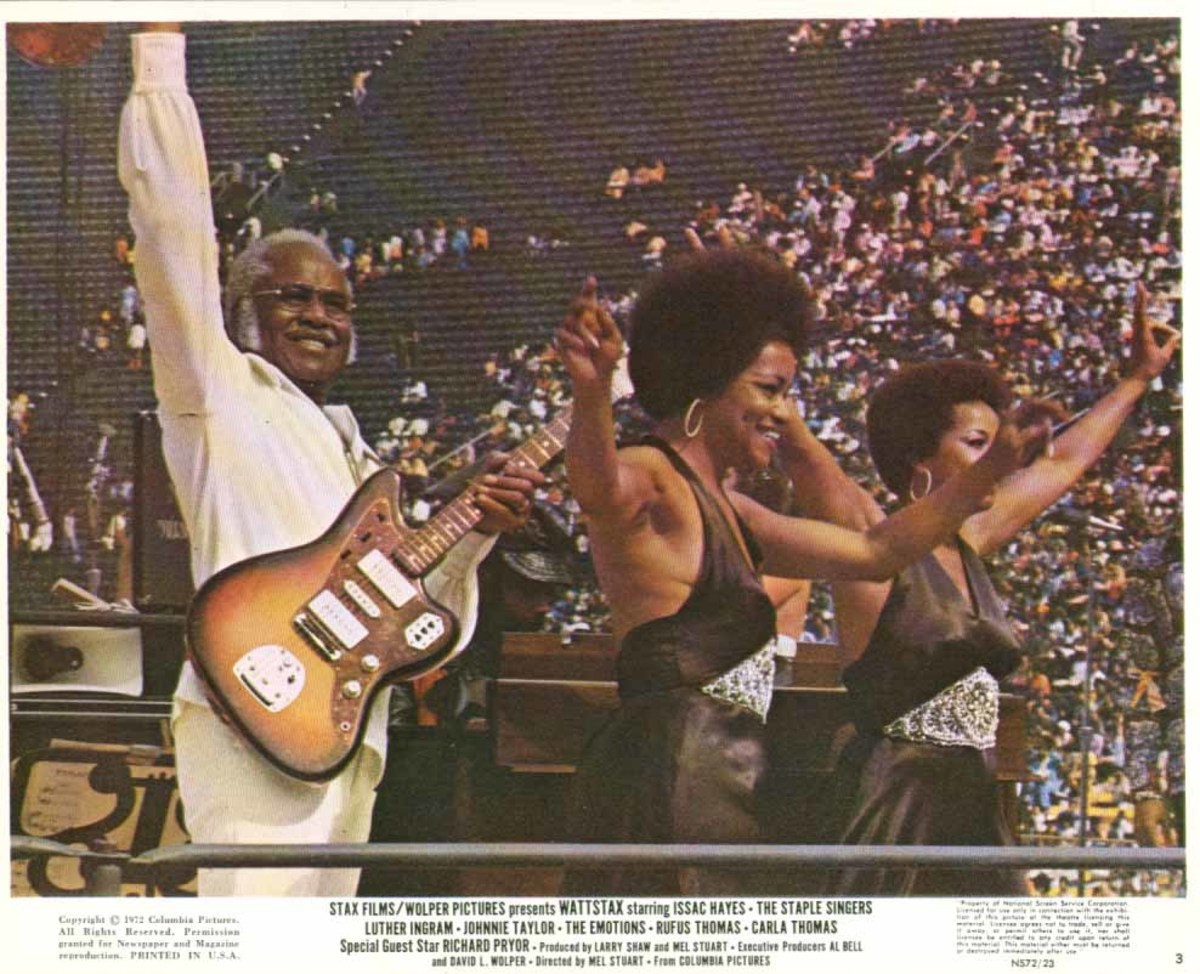 The Staple Singers At their Best