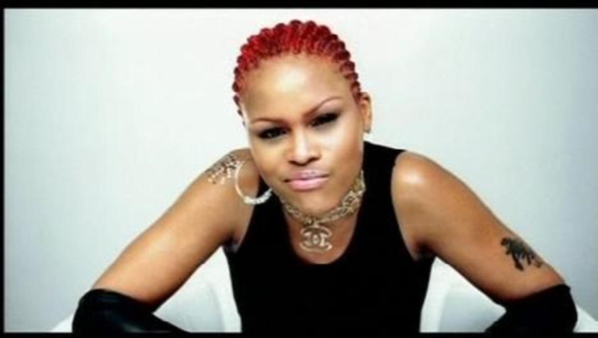 Eve - The rap artist