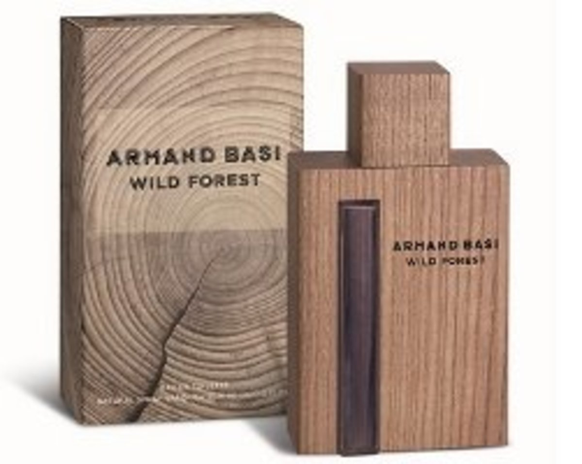 Wild Forest by Armand Basi for men