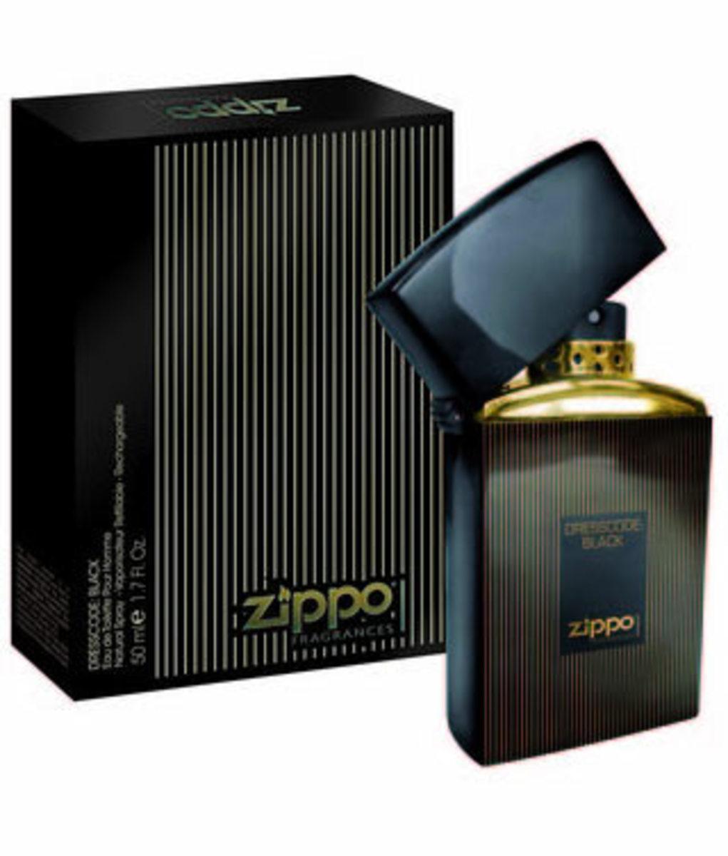 Zippo Dresscode Black by Zippo Fragrances
