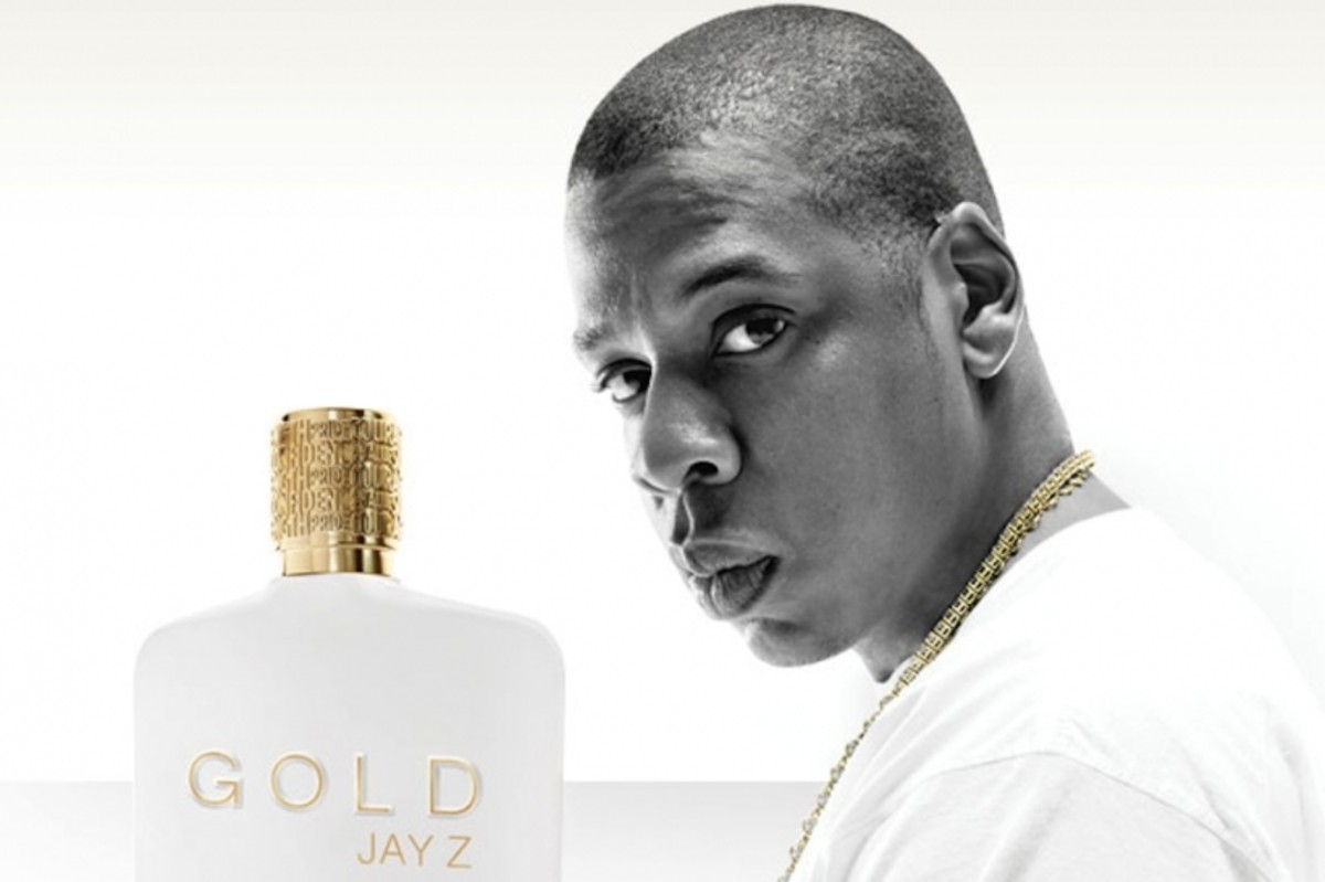 Gold Jay Z fragrance