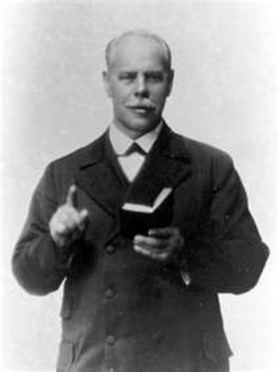 Smith Wigglesworth- Man of the presence of God with Power