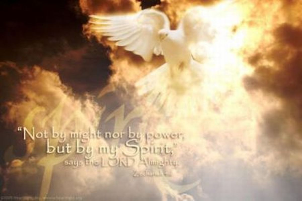 Holy Ghost Power!
