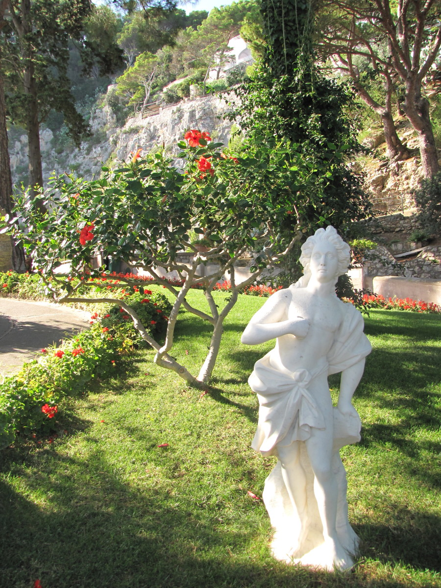 The Gardens of Augustus