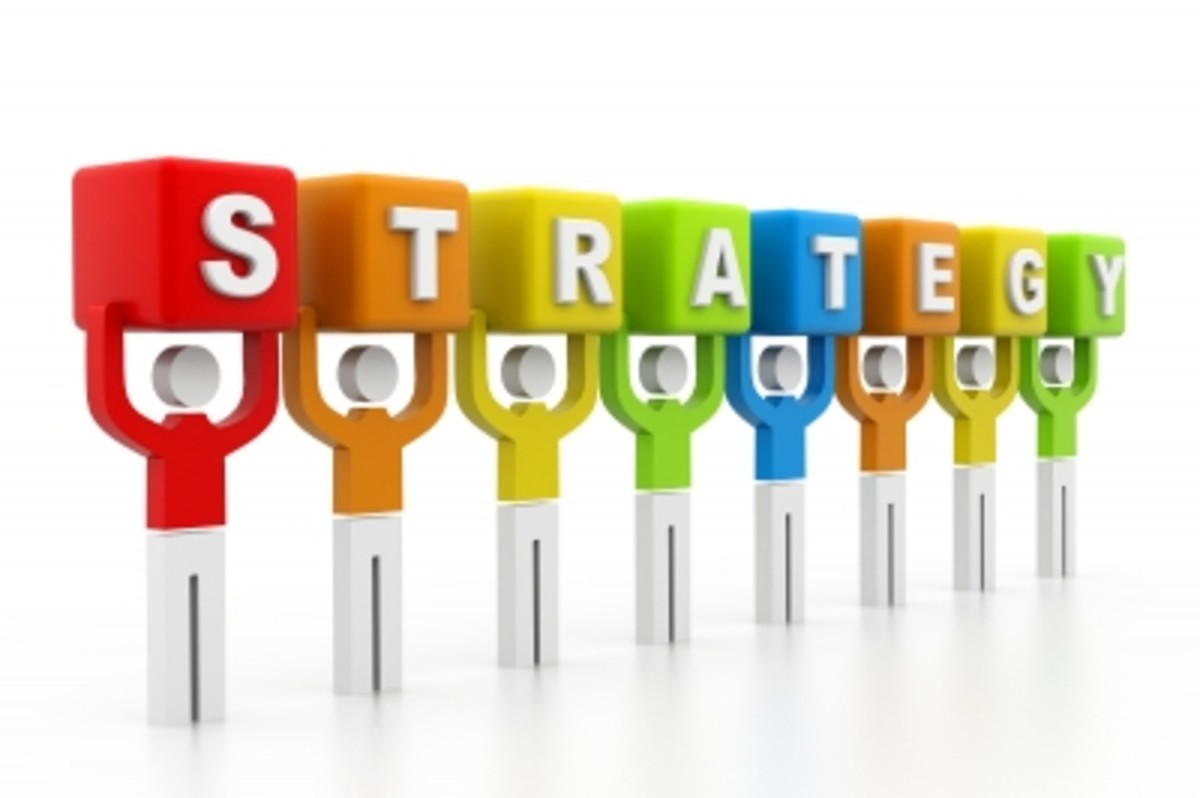 Adapting a proper strategy to every family's activity is important in attaining the goals of all of its members.