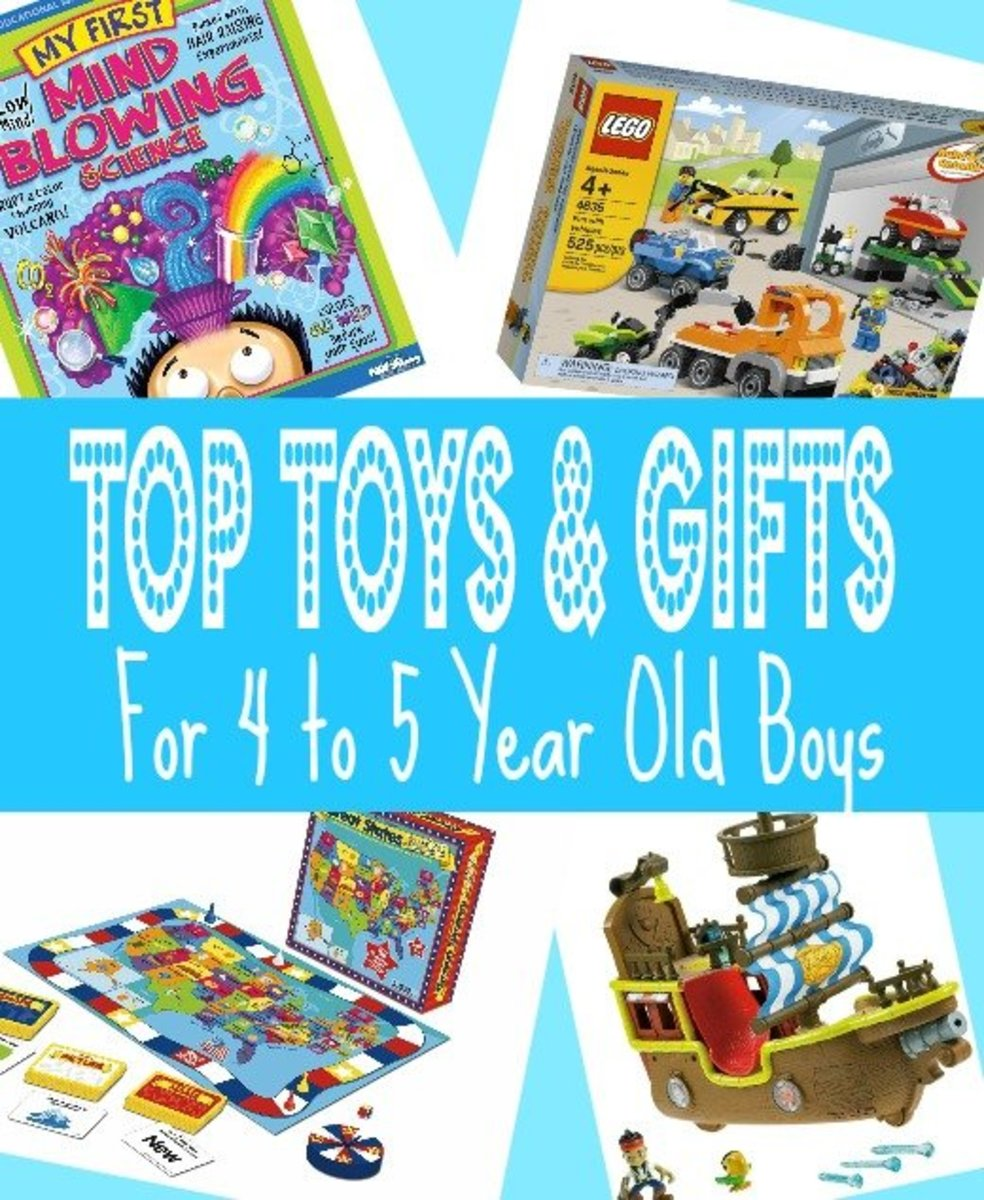 2013 Best Toys For Boys : Best toys gifts for year old boys in christmas