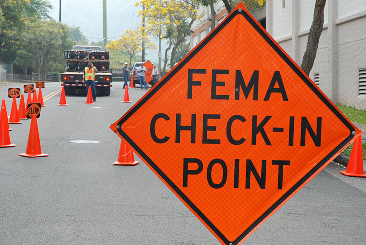 Do you even know what FEMA is?
