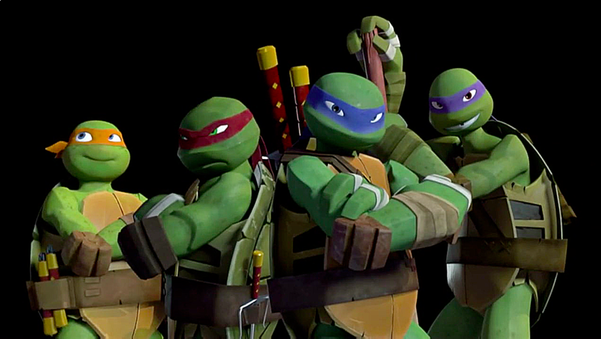 Teenage Mutant Ninja Turtles (2012): Shell Shocked!