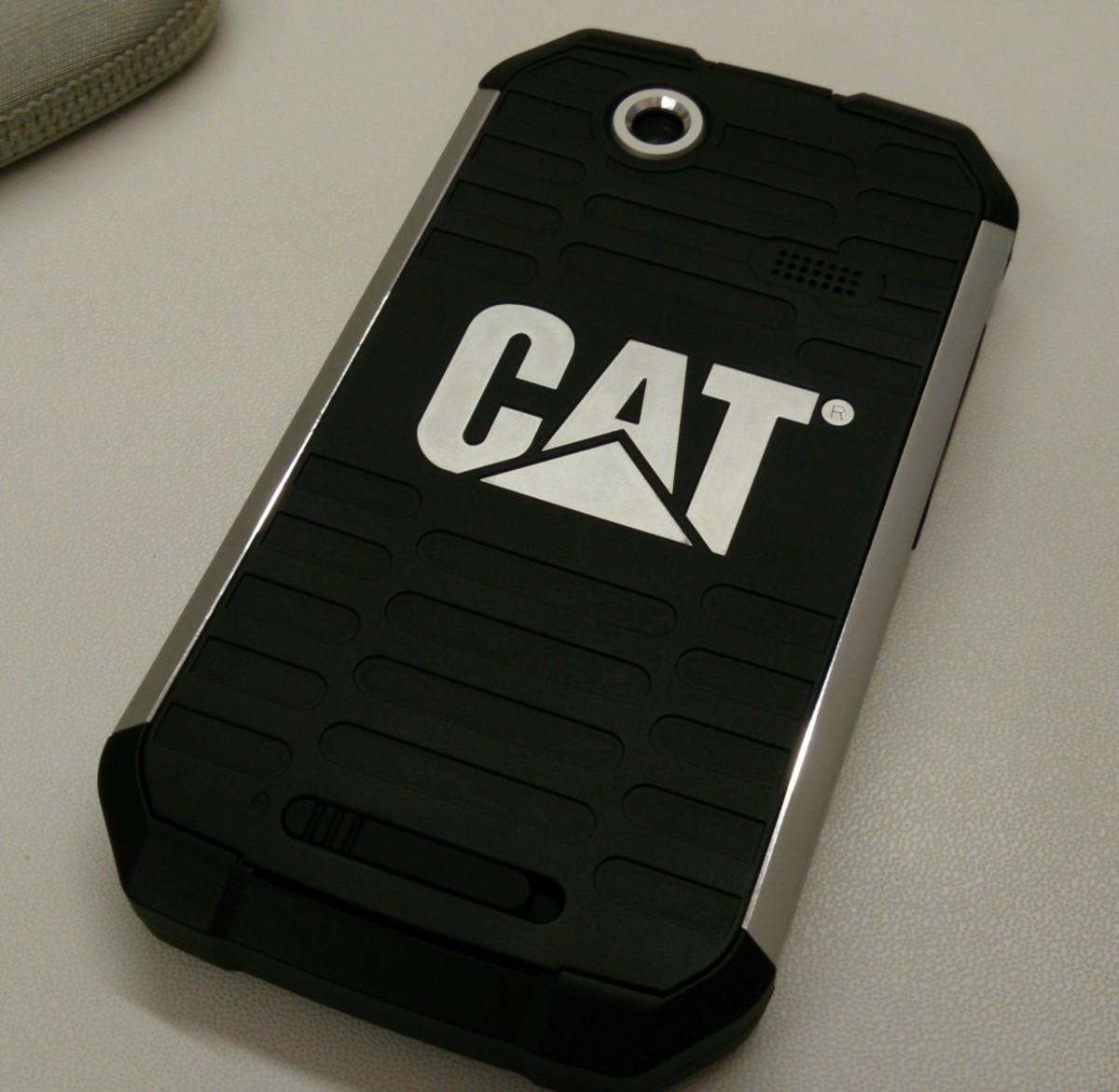 CAT B15 Back