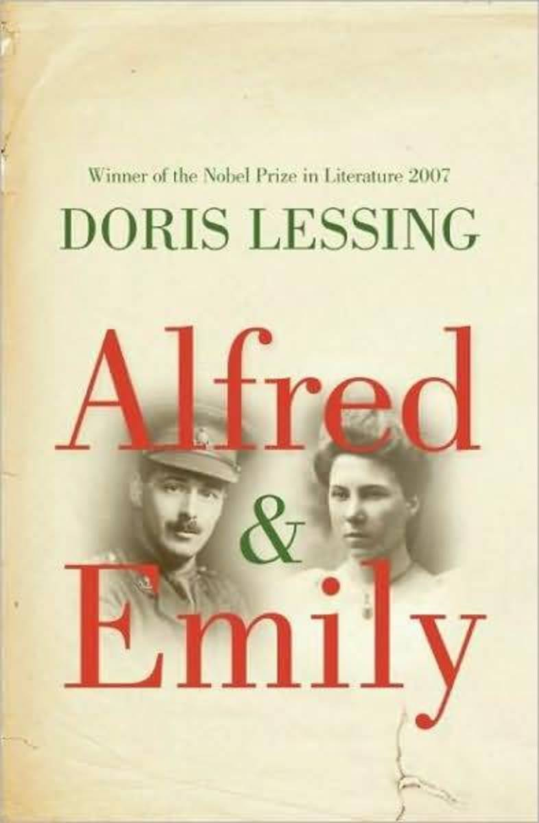 Doris Lessing's last novel published in 2008.