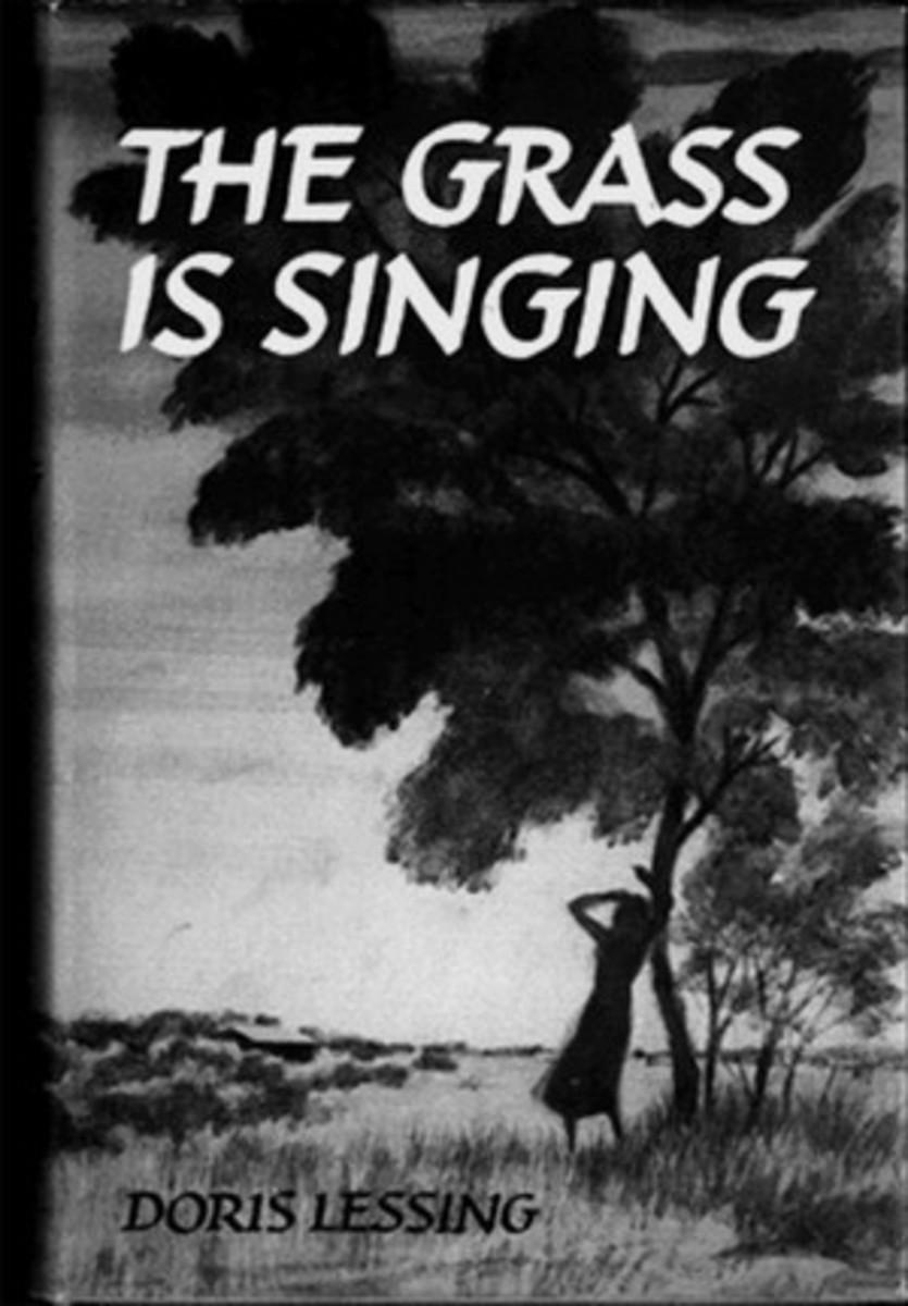 Lessing's first novel, 1950.