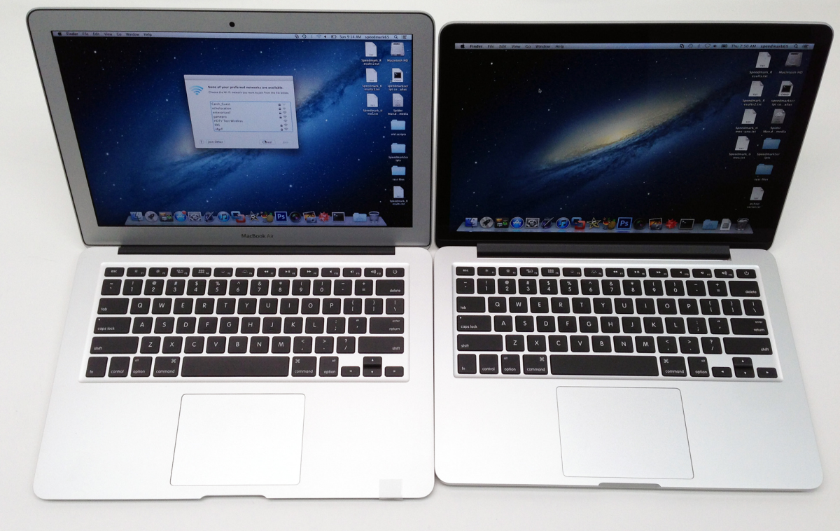 Should I Buy A MacBook Pro or Air -Comparing MacBook Pro Retina and Air